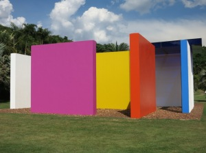 """Magic Square #5"", Hélio Oiticica"
