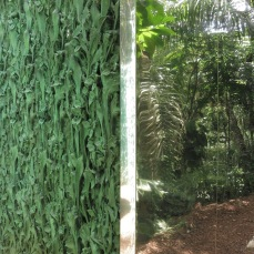 """Vegetation room Inhotim"", Cristina Iglesias"