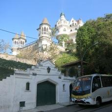"""""""El castelo"""" à Santa Teresa"""