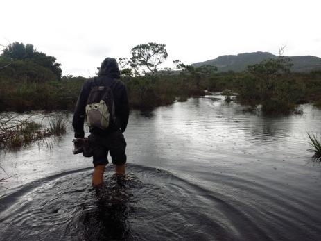 Pour se rendre à la cascade