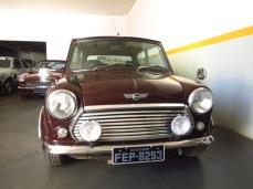 La seconde Mini Cooper exsitante à Salvador