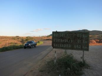 A la frontière entre le Minas et Bahia