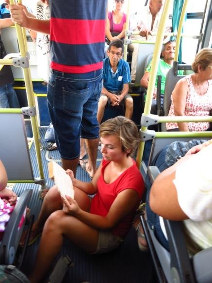 Bus de Morretes à Paranaguá