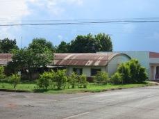 Habitations des anciens ouvriers du barrage