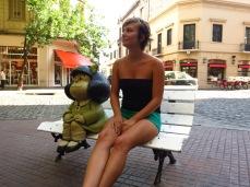 Caroline et Mafalda