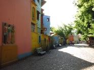 El Caminito - La Boca