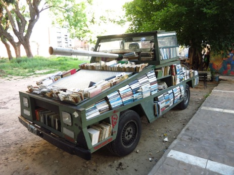 Arme d'instruction massive - San Telmo