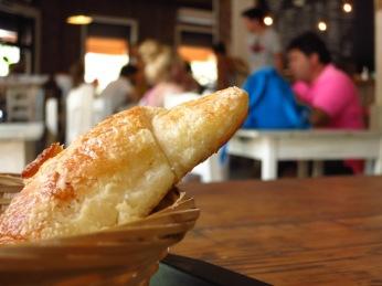 Petit déjeuner à la française