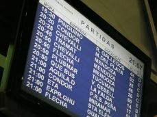 Notre bus partira finalement avec 5h de retard