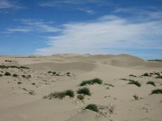 Dunes, vers Punta Pardelas