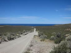 Vers Punta Pardelas
