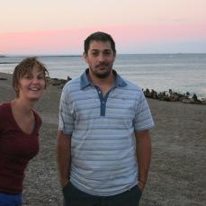 Caroline et Rodrigo