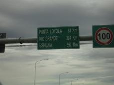 Direction Rio Grande