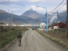 Aux alentours d'Ushuaïa
