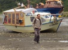 Castro, à marée basse