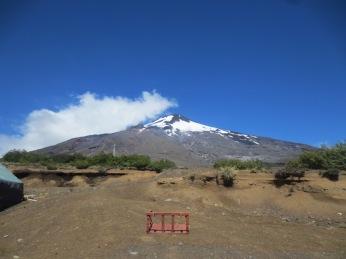 Le volcan Villarica