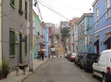 Cerro Alegre - Valparaiso