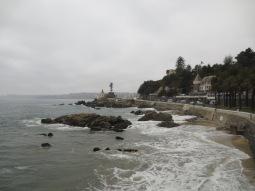 Viña del Mar - banlieue de Valparaiso
