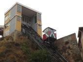 Le plus vieil ascenseur - Valparaiso