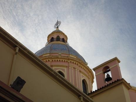 Eglise à Salta