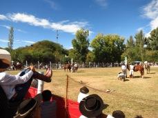 Festival gaucho à Guachipas