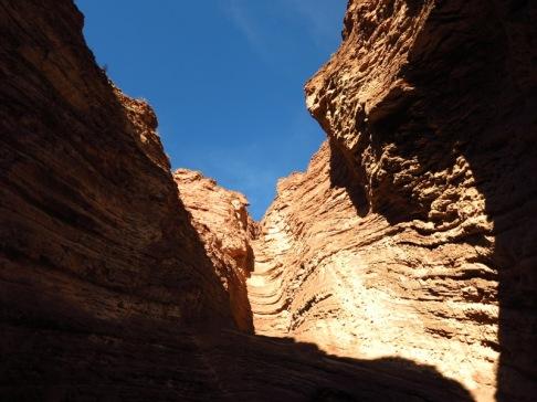 El Anfiteatro - Quebrada de las Conchas ente Salta et Cafayate