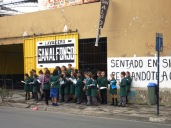 Sortie de classe à Salta