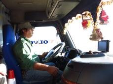 En stop avec Marco, chauffeur poids lourd narcoleptique