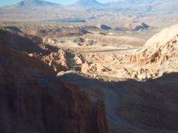 En route pour San Pedro de Atacama