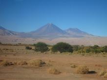 Volcan Licancabur, 5920 mètres, Désert d'Atacama