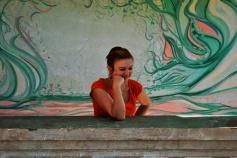 Caroline à Tilcara (photo : Julia)