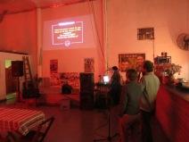Soirée karaoké à El Carmen