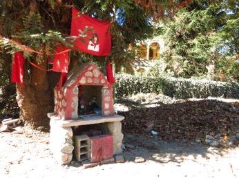 Sanctuaire du Gaucho Gil, près de Cafayate