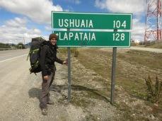 En route pour Ushuaia