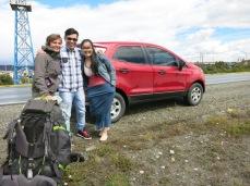 Avec Hector et Malvina à Rio Grande