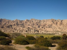 Vers Cachi - Province de Salta
