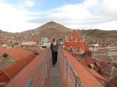 Vue sur le Cerro Rico