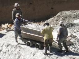 Mineurs au Cerro Rico