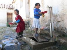 Ecole à Humaca
