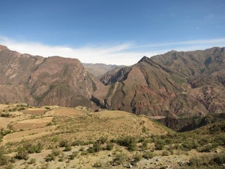 De Maragua à Potolo