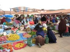 Marché de Tarabuco