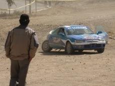 Accident de rally