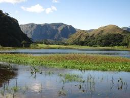 Lagune de Bermejo