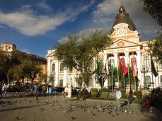 La Paz, Place Pedro Domingo Murillo
