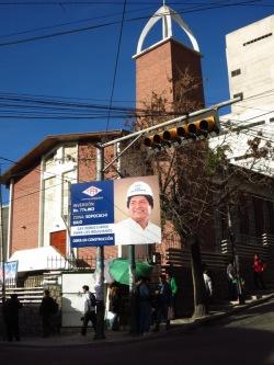 Evo Morales est partout