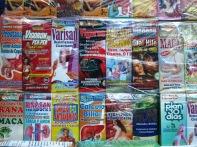 On trouve des potions miracle contre tout au marché aux sorcières de La Paz