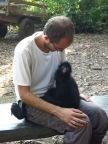 Grégory et le singe-araignée