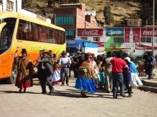 Un mariage sur la route du Lac Titicaca