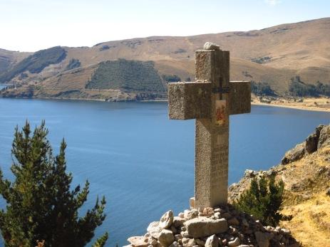 El Calvairo, Copacabana, Lac Titicaca