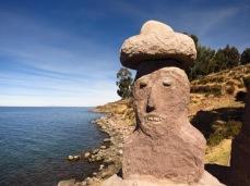 Isla Taquile, Lac Titicaca